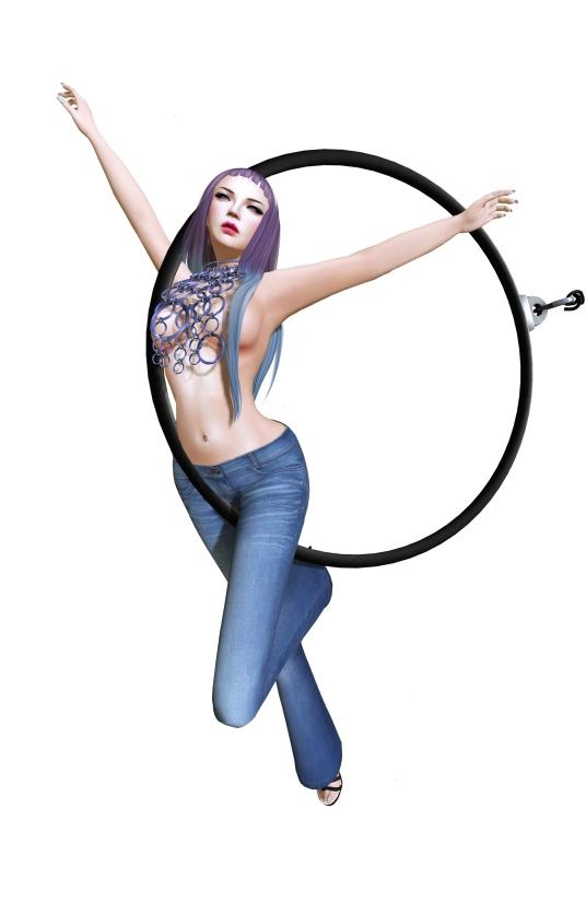 ridic circus girl