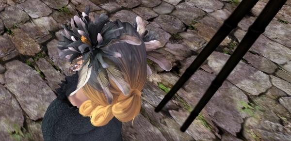 rey hair